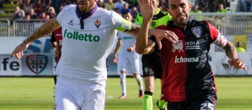 Cagliari Fiorentina: info streaming e diretta tv