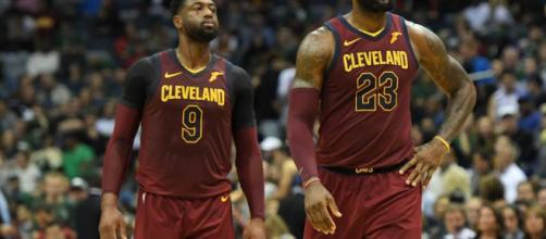 Dwyane Wade Is Probably Starting to Regret Joining LeBron James ... - newsweek.com