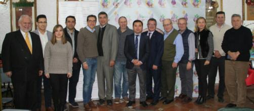 El equipo formado para potenciar el proyecto de la Ruta de la Seda en Valencia