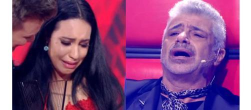 Ela se consagrou a grande campeã do ''The Voice Brasil'' (Reprodução/ Globo)