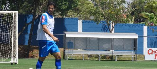 Jogador fez três importantes gols na Copa do Brasil
