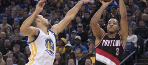 Jugadores mortales en los territorios de la NBA