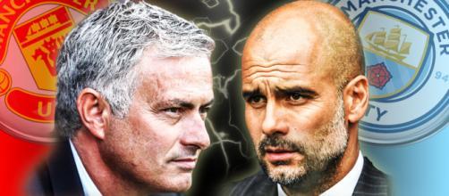 Mourinho y Guardiola en la lucha por ser competitivos en el mundo del fútbol.