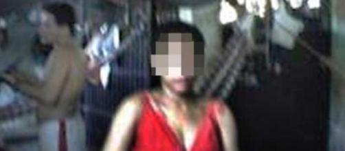 Lidiany revela os abusos que sofreu ao ser colocada em presídio masculino