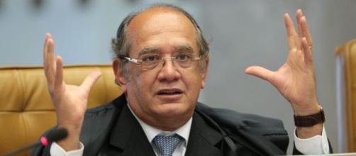 Ministro do STF Gilmar Mendes.