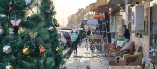 Mossul celebra Natal após saída de Estado Islâmico
