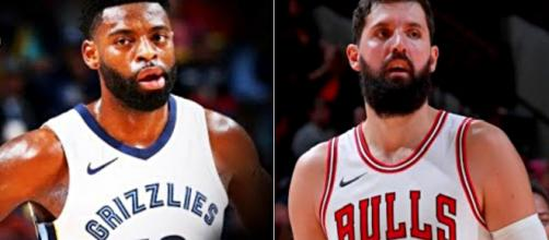 Nikola Mirotic and Tyreke Evans are prime trade candidates – [image credit: GD Highlights/Youtube screencap]
