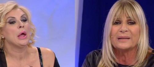 Rissa a Uomini&Donne: Tina Cipollari e Gemma Galgani, vengono alle ... - superguidatv.it