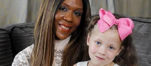Sophia Blake ficou sem palavras quando Tiara nasceu
