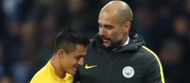 Alexis Sánchez: El Man City, sigue dispuesto a fichar al delantero del Arsenal.