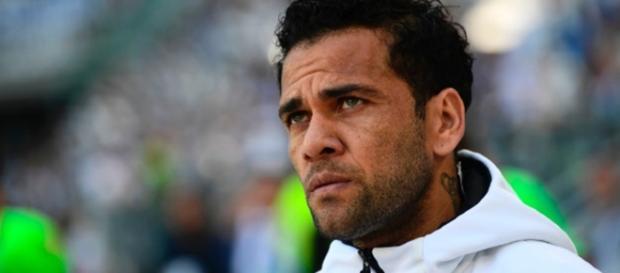 Daniel é o atual lateral da seleção brasileira