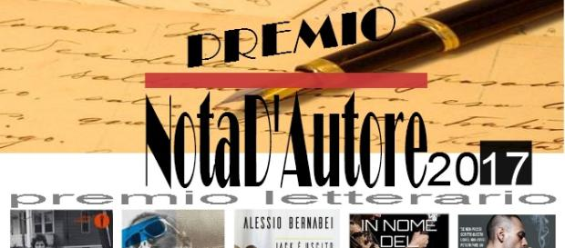 Edizione 2017 del Premio letterario 'NotaD'Autore'