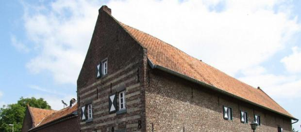 Ein Gutshof aus dem Jahre 1750