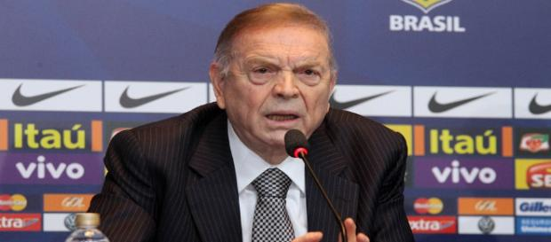 Ex-presidente da CBF, José Maria Marin (foto) é condenado à prisão nos Estados Unidos.