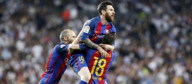 MATCH REPORT: Real Madrid 2-3 FC Barcelona: Epic late win ... - fcbarcelona.com