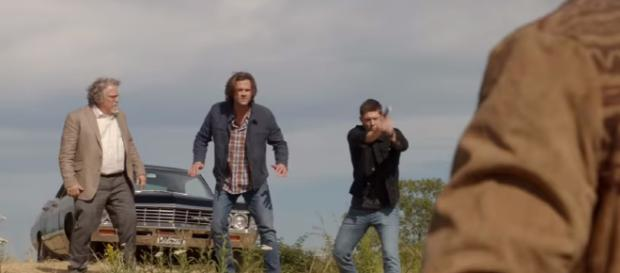 Supernatural | Official Season 13 Trailer | Image creidt - The CW Television Network | YouTube