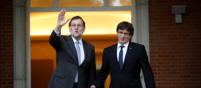 Cataluña: ¿Autogol para Rajoy y qué pasa ahora?