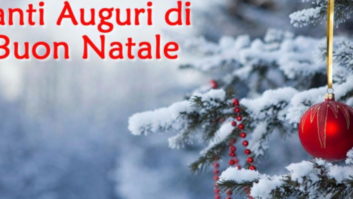Frasi Di Buon Natale.Auguri Di Buon Natale 2017 Frasi D Amore Sms Whatsapp E Status Facebook