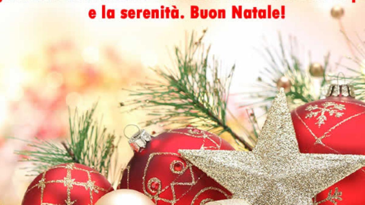 Frasi E Immagini Auguri Di Natale.Auguri Di Natale Messaggi E Frasi