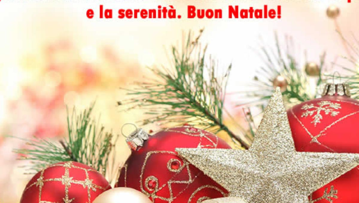 Auguri Di Natale Messaggi E Frasi