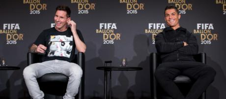 Ballon d'Or and Fifa World Player of the Year will again become ... - thesun.co.uk