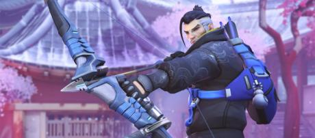 Hanzo's Casual skin will receive a big change. Image Credit: Blizzard Entertainment
