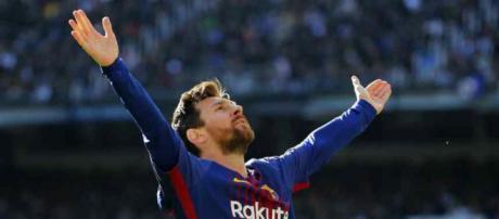 Leo Messi voltou a dominar o 'Clássico'