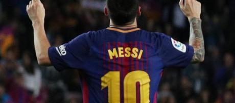 Lionel Messi a encore frappé pendant le Clasico