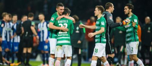 Hertha BSC - Werder Brema 0:1   Fox Sports - foxsports.it