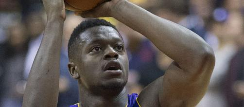 Julius Randle is averaging 12.5 points and 6.3 rebounds this season (Image Credit: Keith Allison/WikiCommons)