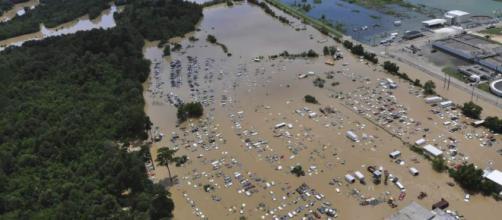 Las inundaciones en Luisiana dejan once muertos y 20.000 rescatados - 20minutos.es