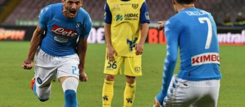 Napoli-Chievo, asse di calciomercato