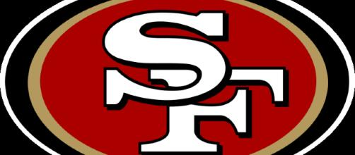 San Francisco 49er's iconic logo [image via San Francisco 49ers/Flickr]