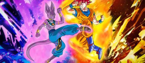Wallpaper Goku SSG vs Bills by Dony910 on DeviantArt - deviantart.com
