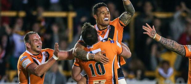 Ben Roberts has the attributes and attitude to pick up where Zak Hardaker left off in 2017. Image Source: castlefordtigers.com