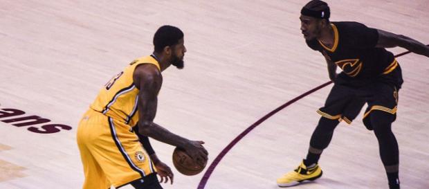 NBA trade rumors: Is Paul George headed to Cleveland? ]Image via Wikimedia Commons]