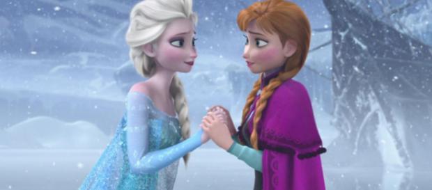Frozen: Il Regno di Ghiaccio | Puntaeclicca - wordpress.com