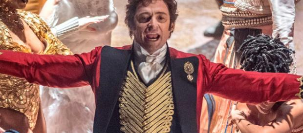 "Hugh Jackman in ""The Greatest Showman"" (Quelle: cosmicbooknews.com)"