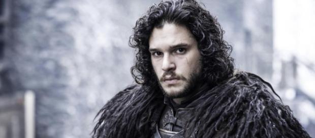 Kit Harington interpreta Jon Snow.
