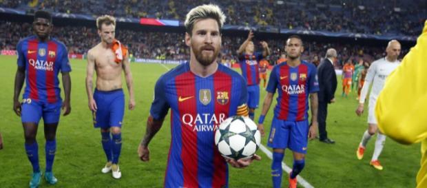 Les 10 travaux de Messi pour 2017 avec le FC Barcelone - FC Barcelona - fcbarcelona.fr