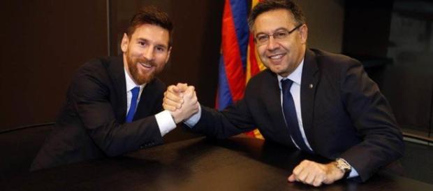 Messi exige un fichaje a Bartomeu tras la conquista del Bernabéu - mundodeportivo.com