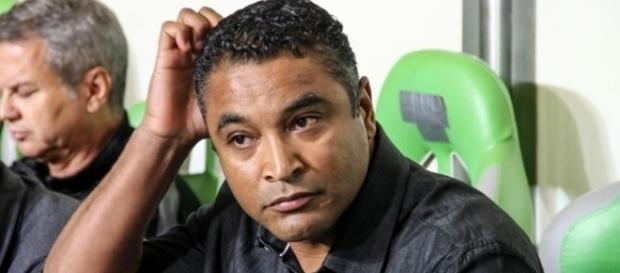 Roger Machado é o técnico do Verdão