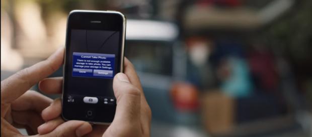 Samsung Galaxy: Growing Up - Image credit - Samsung Mobile USA YouTube