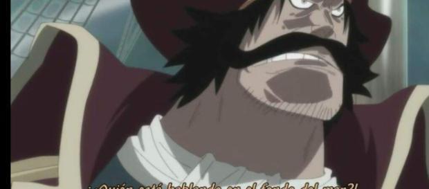 Teoria sobre Luffy y Roger 》   •Anime• Amino - aminoapps.com