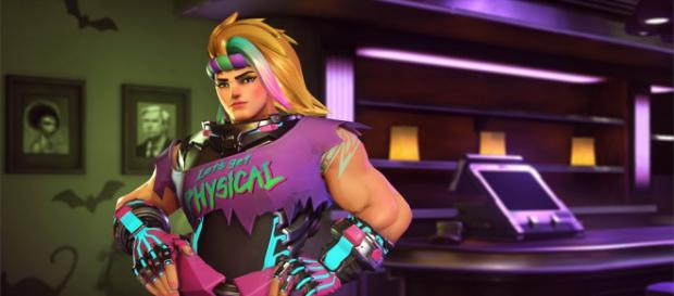 """Zarya is one of the """"Overwatch"""" characters who are getting a Funko Pop soon! Image Credit: Blizzard Entertainment"""