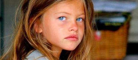 Ela foi considerada a mais linda do mundo.