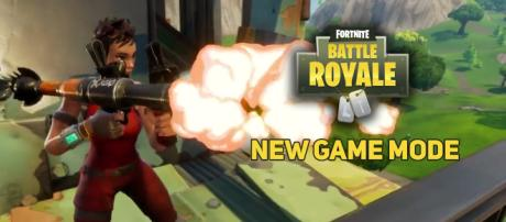 """New game mode is coming to """"Fortnite"""" Battle Royale. Image Credit: Own work"""