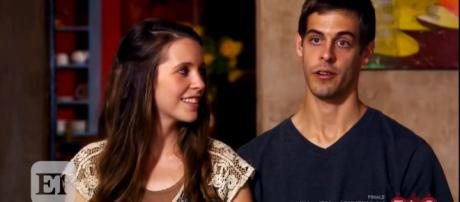 This Duggar couple are in trouble again.-Entertainment Tonight/YouTube