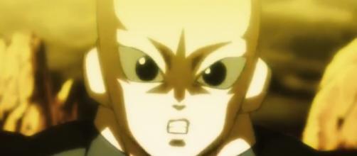 Al parecer Jiren se muestra un poco asustado