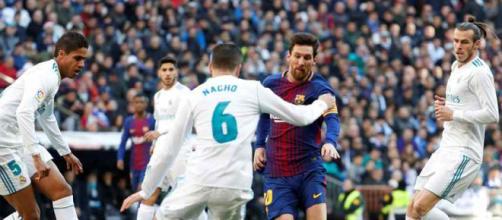 Barcelona deixou o Real ainda mais em perigo